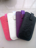 Leather Phone Pouch Bags Cases for umi x1 x1s Cover Accessories cell phone case