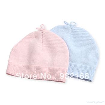 Jenny marcjanie autumn infant hat cotton cashmere pocket tire cap hat 807 free shipping