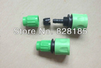 FedEx Free Shipping  Wholesales  1000pcs/lot    Fast Connector For Garden Hose