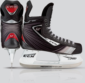 Equipment skate shoes ice hockey shoes ccm u 04 2012