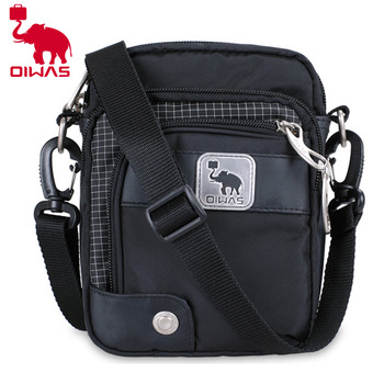 Oiwas one shoulder cross-body small messenger bag waist pack sports messenger bag shoulder bag man bag women's handbag shoulder