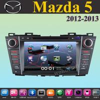Car DVD Player Radio autoradio GPS navigation Car Stereo Mazda5 mazda 5  2011 2012 2013 + Free  map