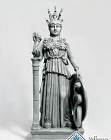 saint seiya myth cloth figure scene A 100%Resin 25cm body free shipping