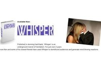 Whisper by Ken Dyne  ,PDF ebook,Card/Closeup/mental/street magic.magic teaching video, magic tricks teaching