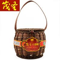 Y3500 black tea wuchow fort tea first level 500g 3 betel nut