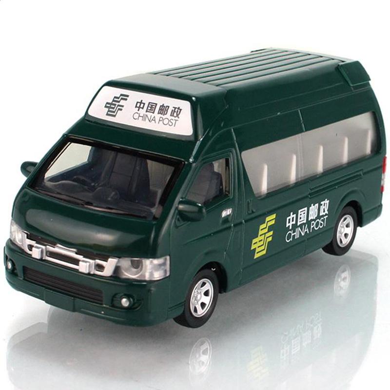 Iron car mail car school bus microbiotic acoustooptical WARRIOR alloy model car toy(China (Mainland))