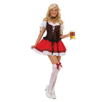 6812 -  Women's Sexy  Bar Attendant  Costume Halloween costumes Halloween Party Apparel With Bowknote Sexy Witch Cosplay