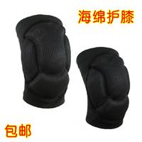 The wicketkeeper kneepad quality sponge kneepad sports kneepad hip-hop kneepad volleyball knee