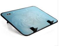 Ultra-slim 2 Fans USB Notebook Cooler Laptop Cooling Pad For Notebook Laptop Ultrabook, 450g Only