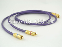 Van Den Hul V D H G5 interconnects With Gold Plated RCA Connector