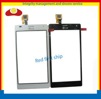 Original For LG Optimus 4X HD P880 Touch Screen Digitizer panel White and Black Color Free Shipping.