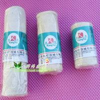 50pcs DHL 20% off Elastic bandage elastic bandage gauze slimming bandage sports bandage stripe flat carbasus medical bandage