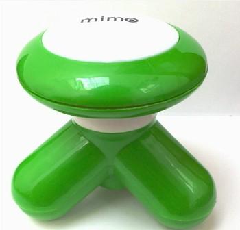 Multifunctional mini massage device usb data cable of trigonometric full-body massage neck