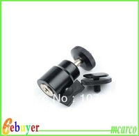 free shipping Tripod Heads Camera Tripod Accessories Mini Tripod Ball Head Ballhead for Digital Cameras Camcorder