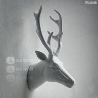 Deer fashion animal crafts wall decoration