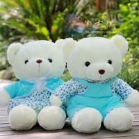 doll lovers wedding dress bear wedding gift a pair