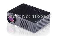 New !! Mini AV LED Digital Video Game Projector with Remote control Native 800*600Multimedia player Inputs AV VGA USB SD card