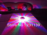 36Pcs/Carton Free Shipping Wholesale Factory Price LED Mini Laser Stage Lighting UFO 3D Laser Light