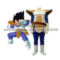Dragon Ball Vegeta Cosplay Costume