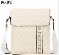2013 new Embossed cowhide shoulder bag messenger bag genuine leather man bag male casual bag Free shipping