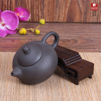 China yixing purple sand teapot kung fu tea set special type of xi shi is fruity and household