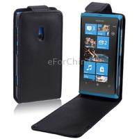 Leather Case for Nokia Lumia 800