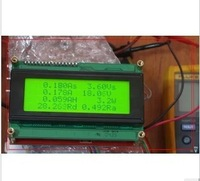 Free shipping,new M8 constant current electronic load the V6 version discharger discharger