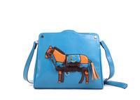 2013 women's summer handbag bag lapalette vintage shoulder bag messenger bag