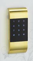 aluminum alloy electronic touch screen keypad cabinet lock/ digital keypad locker lock for lockers