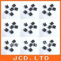 4000 PCS 2.54mm Standard Circuit Board Jumper Cap Shunts Short Circuit Cap