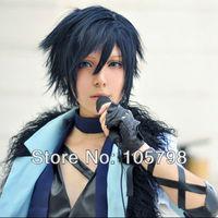 Uta No Prince Sama Ichinose Tokiya Short Ink Blue Cosplay Wig