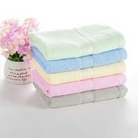 Bamboo fibre towel washouts chromophous antibiotic anti-uv beauty towel mites