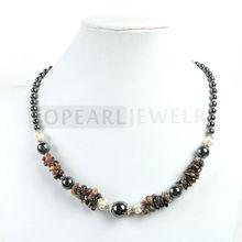 hematite necklace promotion