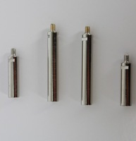 Free Shipping proextender parts,2 pcs long and 2 pcs short bars per set for protender,parts for penis enlarger