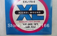 5PCS/LOT EXL 170-5Set of 6 Steel Strings for Electric Guitar exl170-5