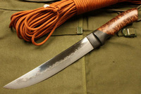 Express Shipping High Quality True-burning Blade Manually Hunting Knife Treasure Knife DREAM1592