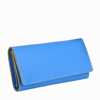 2013 wallet long design wallet coin purse place card bag folding wallet women's handbag bags