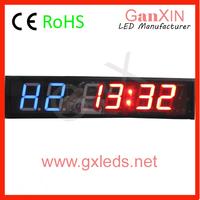 4 inch led clock led timer GYM clock GYM timer crossfit clock crossfit timer