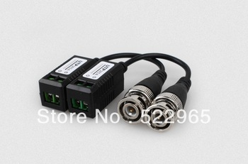 Passive Balun / UTP video transmission transmission 300M Monitor