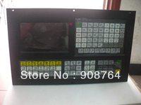 CNC005#  5 Axis   lathe milling complex CNC system