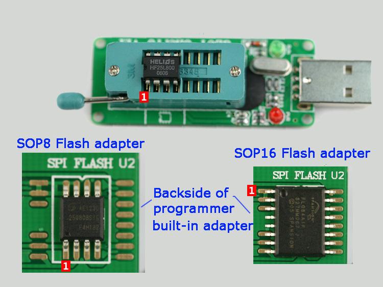 микросхема USB 25 BIOS SPI