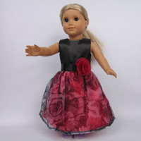 "Free shipping!! Doll Clothes dress  fits for 18"" American Girl Doll, girl birthday present gift  AGC-029"