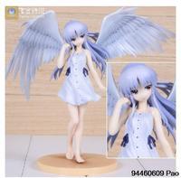 Free shipping Angel Beats Tenshi Tachibana kanade 1/8 Scale Painted action PVC figure new in box