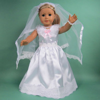 """Free shipping!! Doll Clothes dress  fits for 18"""" American Girl Doll, girl birthday present gift  AGC-070"""