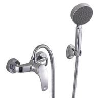Simple shower set hand-held shower small shower multifunctional bathroom nozzle single-head bathtub shower faucet