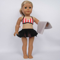 "Free shipping!! Doll Clothes dress  fits for 18"" American Girl Doll, girl birthday present gift  AGC-074"