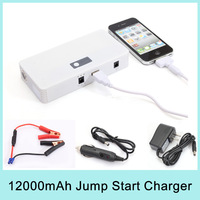 12000MAH Power Bank Charger For Notebook/Phone/Tablet power supply,12V multi-function Emergency vehicles Jump Start