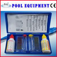 Swimming Pool PH&CL Water Quality Test Kit, Liquid Pool Test Kit