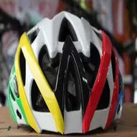 Emerita CHAMPION one piece helmet molding mountain bike helmet bicycle ride helmet