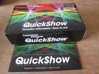 laser light professional software controller Pangolin QuickShow FB-3(FB-3QS)